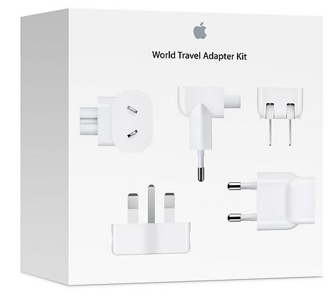 Apple World Travel Adapter Kit -Zml