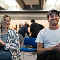 Victoria Leroy et Maxime Perez Zitvogel de la Maison Perchée