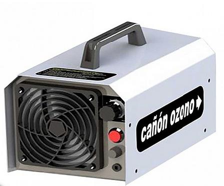 Generadores y cañones de ozono