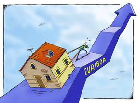 ¿Es buen momento para hipotecarse? El euribor sube mes a mes