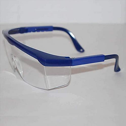 Gafas antisalpicadura con proteccion lateral (5 Uds)
