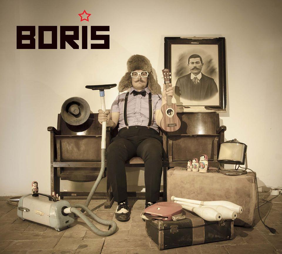 """Samuele Mariotti """"Boris"""""""
