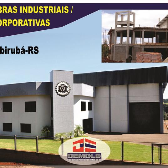 Edificação Industrial