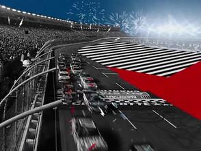 カッコ良い臨場感のある映像 Nascar All-Star Race