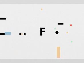 レトロな色彩、グリッチな構成。 Format / Brand Launch (DC)