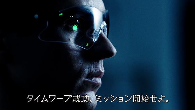関西電気保安協会CM 未来からのエージェント篇