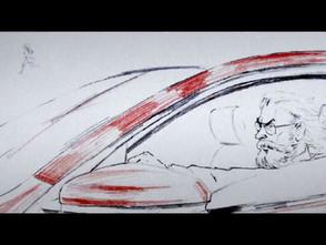 映像の裏側を見せる大胆な演出。Honda Dream Makers