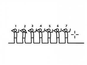シンプルで流れるような動き。Cub Studio 7 Steps To Animation