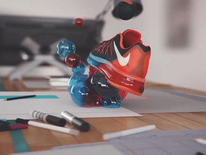 ナイキエアーの素敵な表現 Nike Air Max Zero
