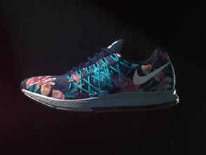 靴の光合成!? 成長シーンがおもしろい Nike Photosynthesis Pack