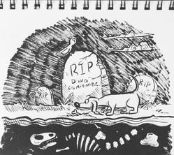 RIP Dino
