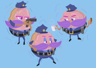 Officer Kreme