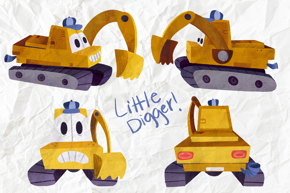 Little Digger Turnaround
