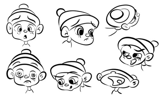 Reese Expression Sheet