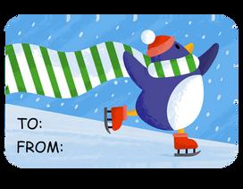 Penguinskatingtagwithtexturefinaltoonbot
