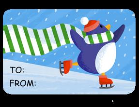 Penguin Skating