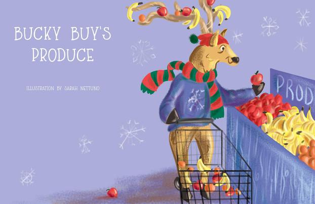 Bucky Buy's Produce