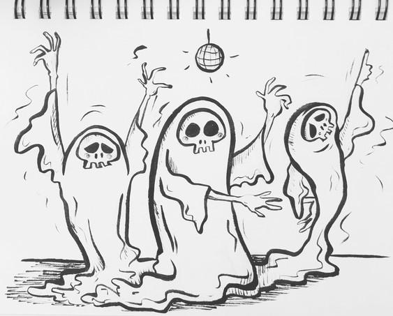 Groovy Ghouls