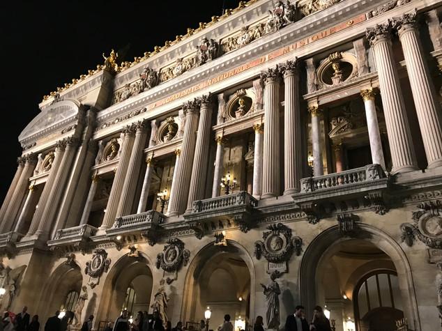 Paris Opera House