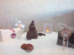 Noël 2015 en chocolat