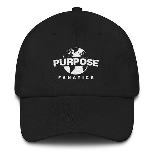 Purpose Fanatics Dad Hat