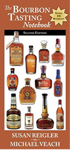 The Bourbon Tasting Notebook 2nd Ed