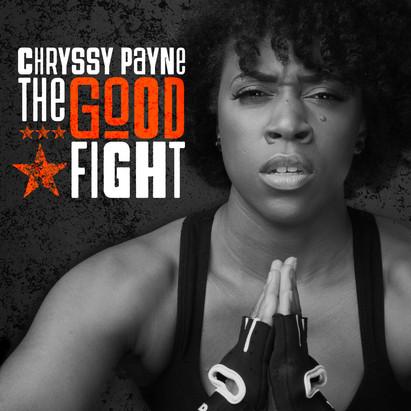 Chryssy Payne Album Cover Front