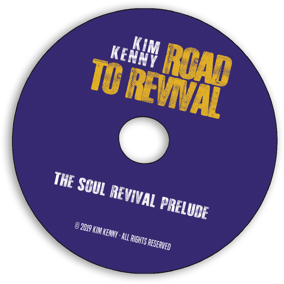 Road To Revival On Disc Print