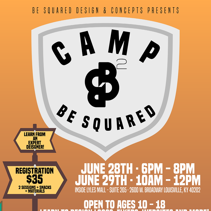 Camp Be Squared
