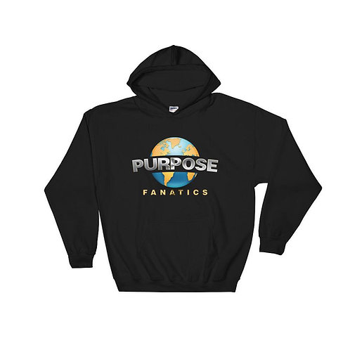 Purpose Fanatics Globe Hoodie