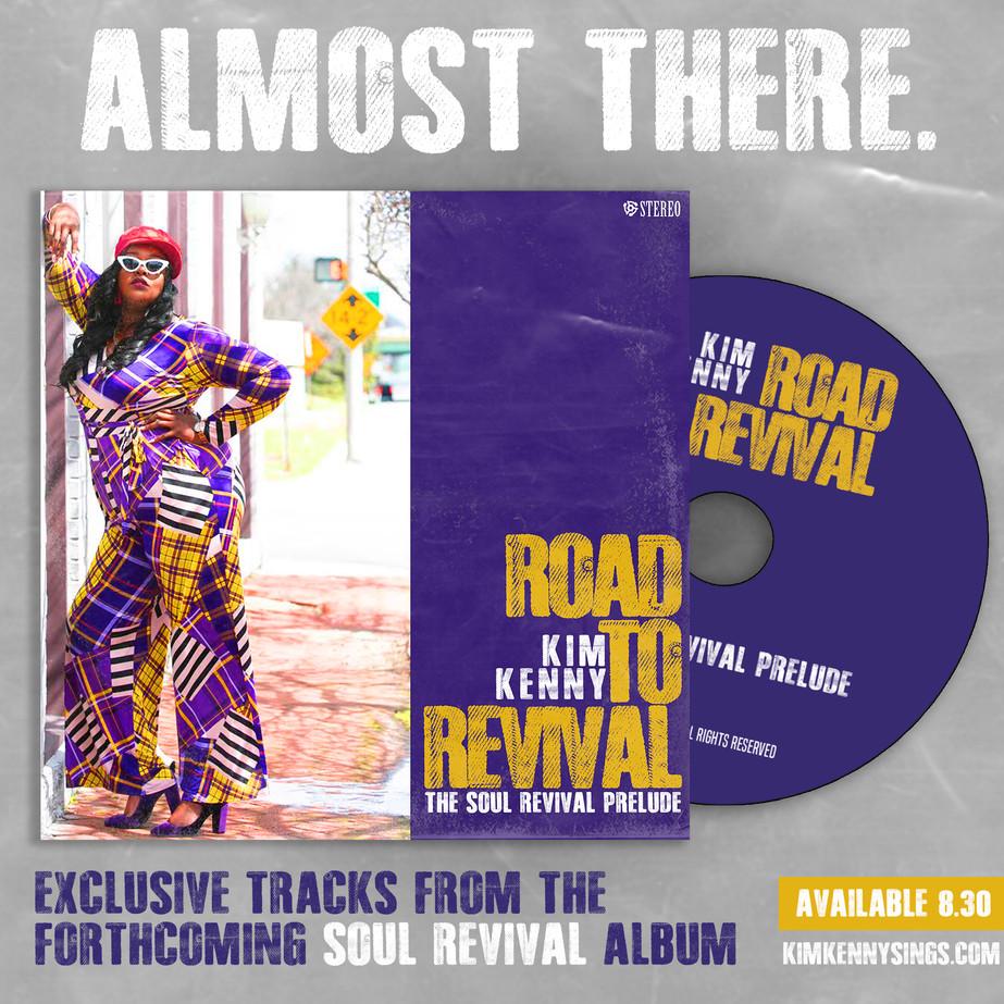 Road To Revival Digital Flyer