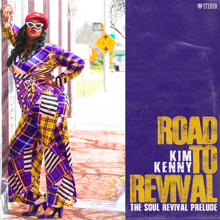 Road To Revival Front Cover