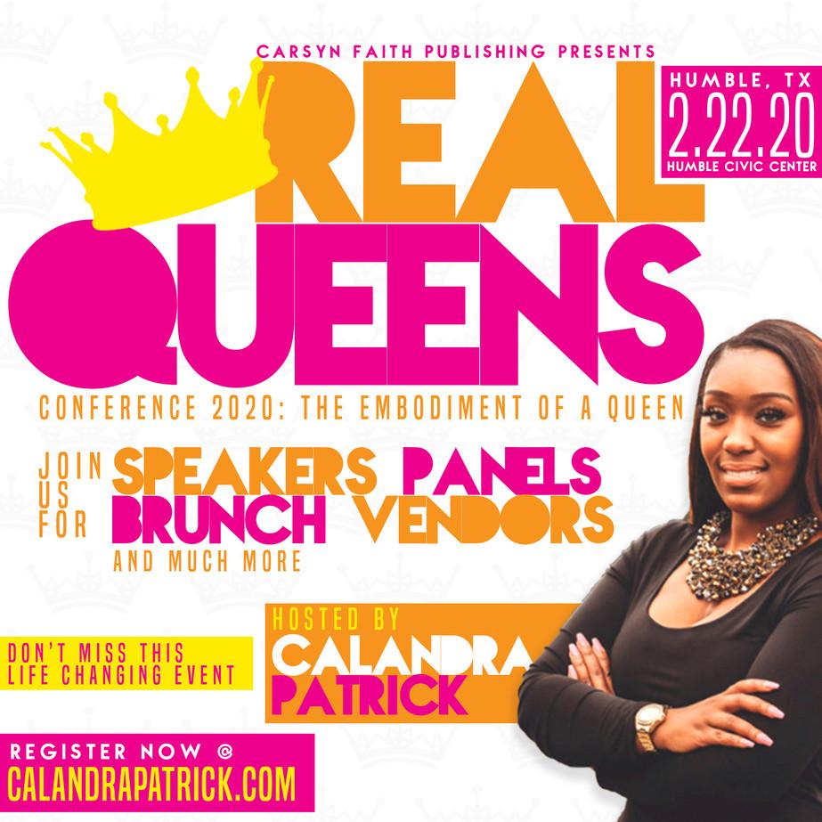 Real Queens Main Flyer