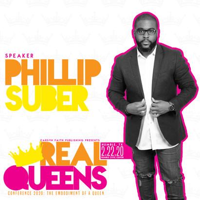 Real Queens Speaker Flyer