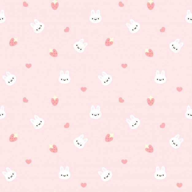 bunny-seamless-pattern-background_42349-