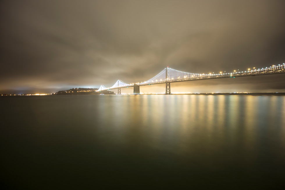 Bay Bridge Oakland