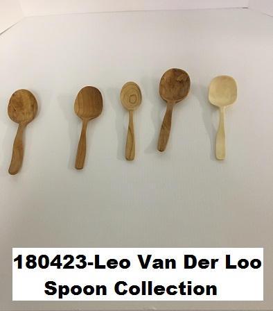 180423-Leo Van Der Loo Spoon Collection.