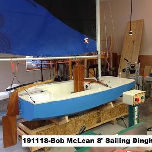 191118-Bob McLean 8' Sailing Dinghy 1.jp