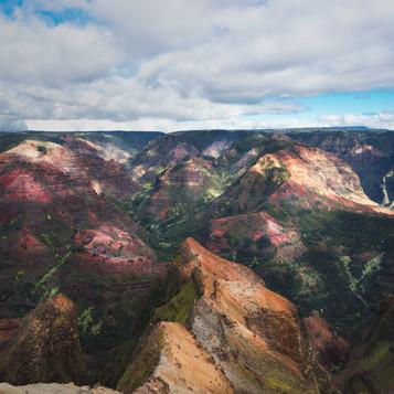 Waimea Canyon, Kauai
