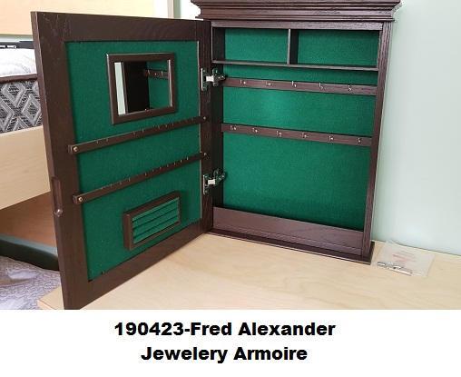 190423-Fred Alexander Jewelery Armoire.j