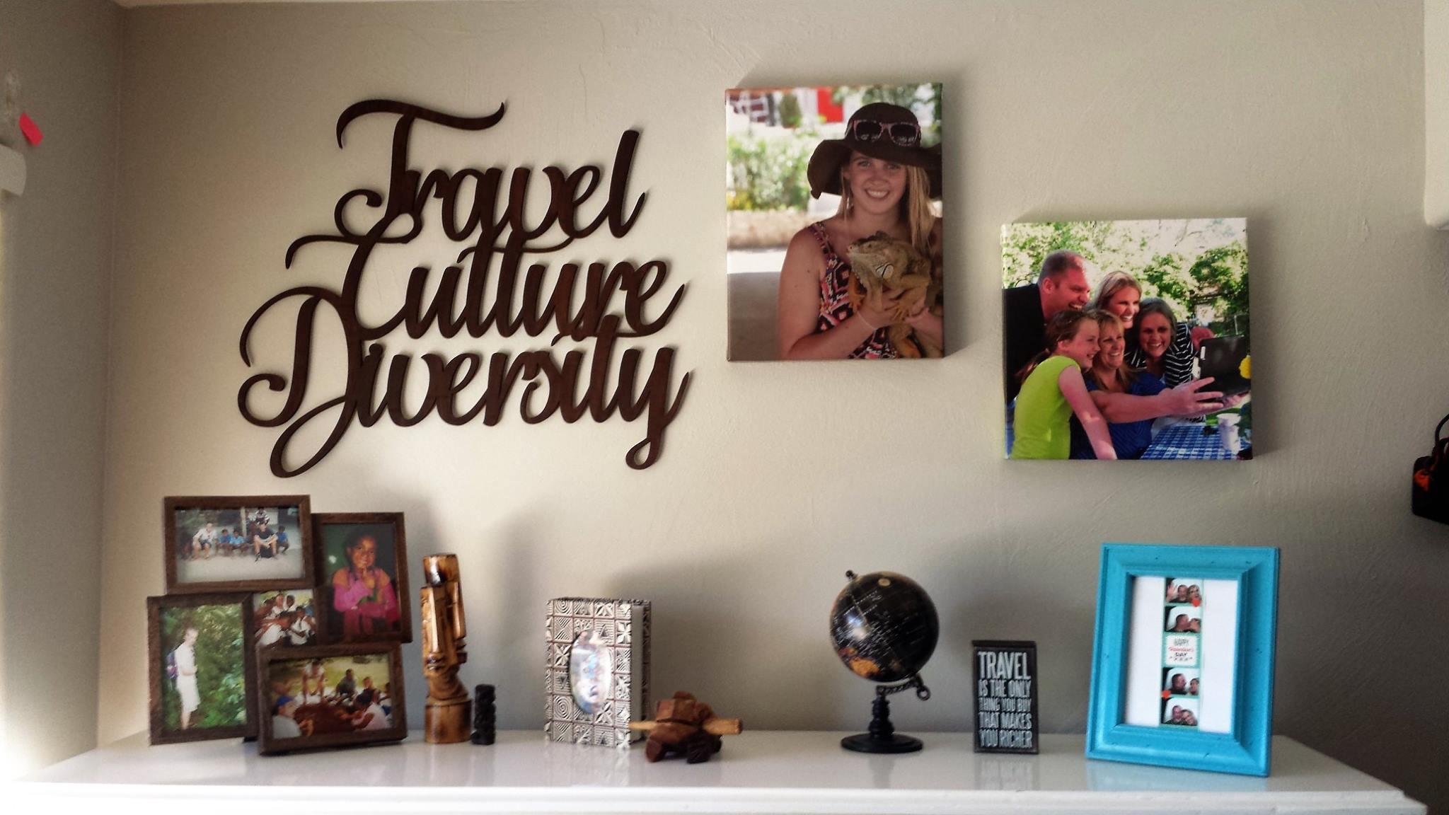 Travel & Cultural Walls