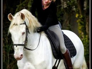 Alexandra Samard - notre cavalière