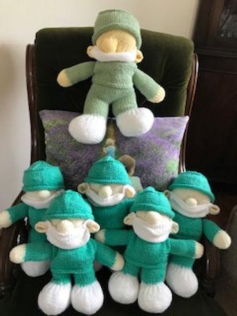 Trish's dolls for the hospital.jpeg