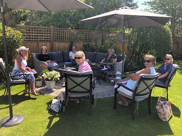 Ashtead WI - Committee Meeting, socially