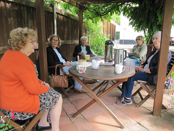 Gardening Group-3rd July-limited number
