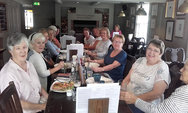 Lunch Club Mon 23rd September, 2019 - Th