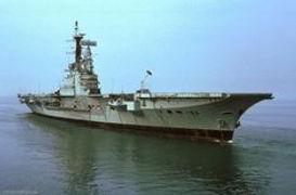HMS Centaur 1953-1965