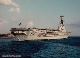 HMS Albion 1954-1973