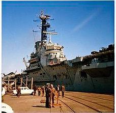 HMS Bulwark 1954-1983
