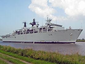 HMS Albion(L14) 2001+